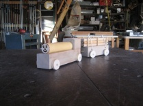 Custom Wood toys