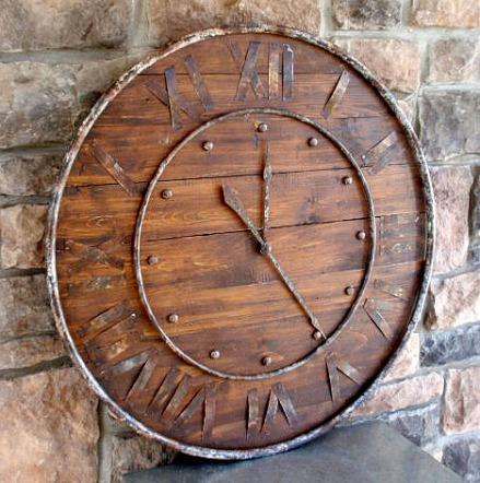 Clock time change