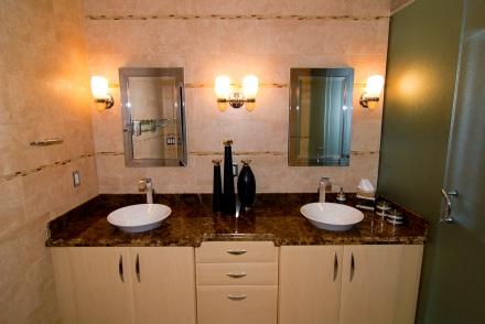 Bathroom Remodel in Basement