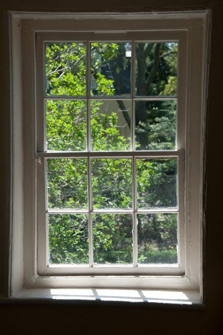 Old windows leak