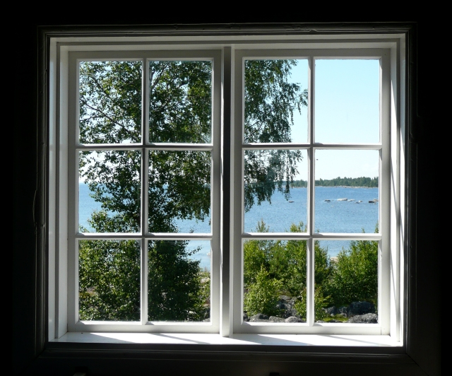 Replacing your windows with energy efficient windows will keep the house cooler